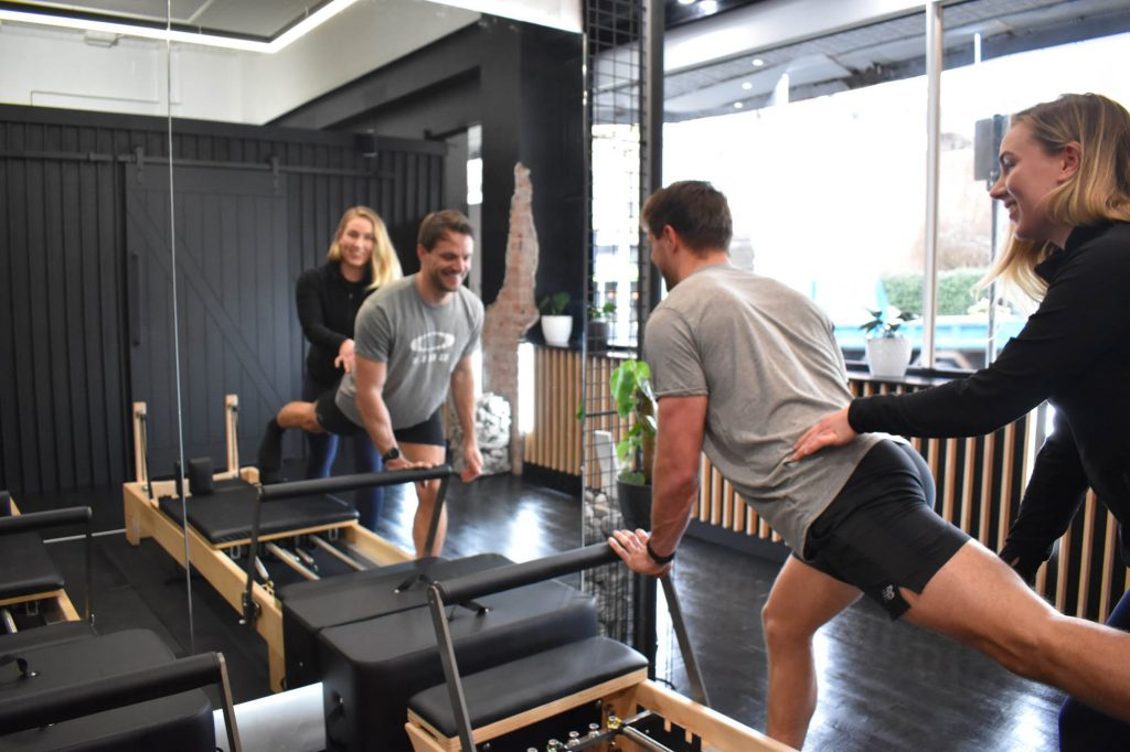 All our rehab classes are run by qualified physiotherapists who can tailor each exercise to your needs. Whether you are in it for fitness or rehab, we can find a class to suit you!