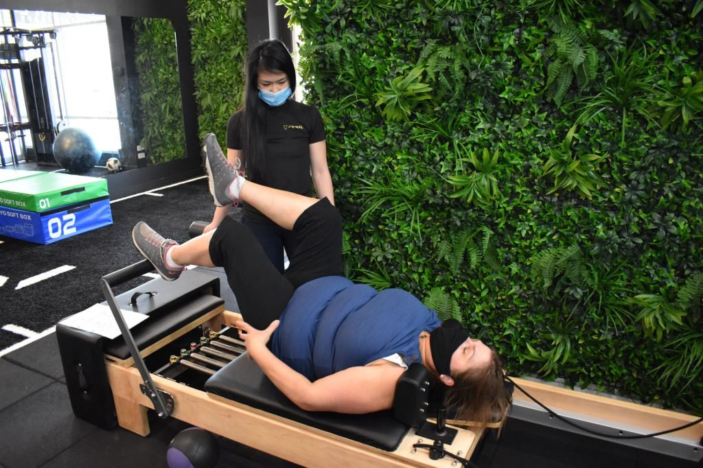 Primal Physiotherapy reformer