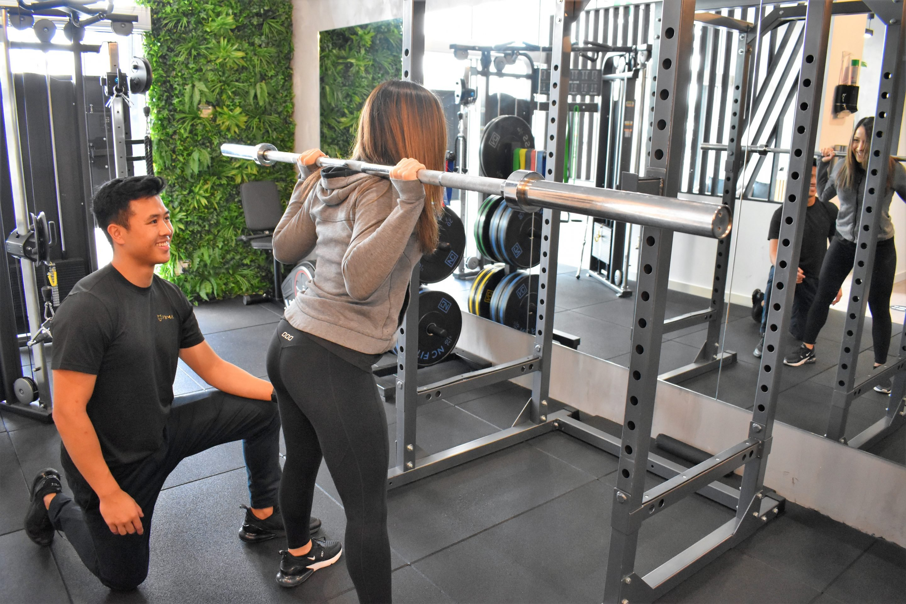 Primal Physiotherapy & Rehabilitation Personal Training Services for fitness goals