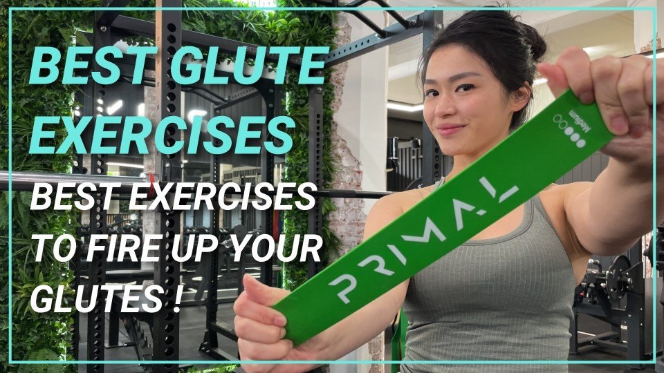 3 Easy Glute Exercises To Grow Your Glutes ( Video Included )